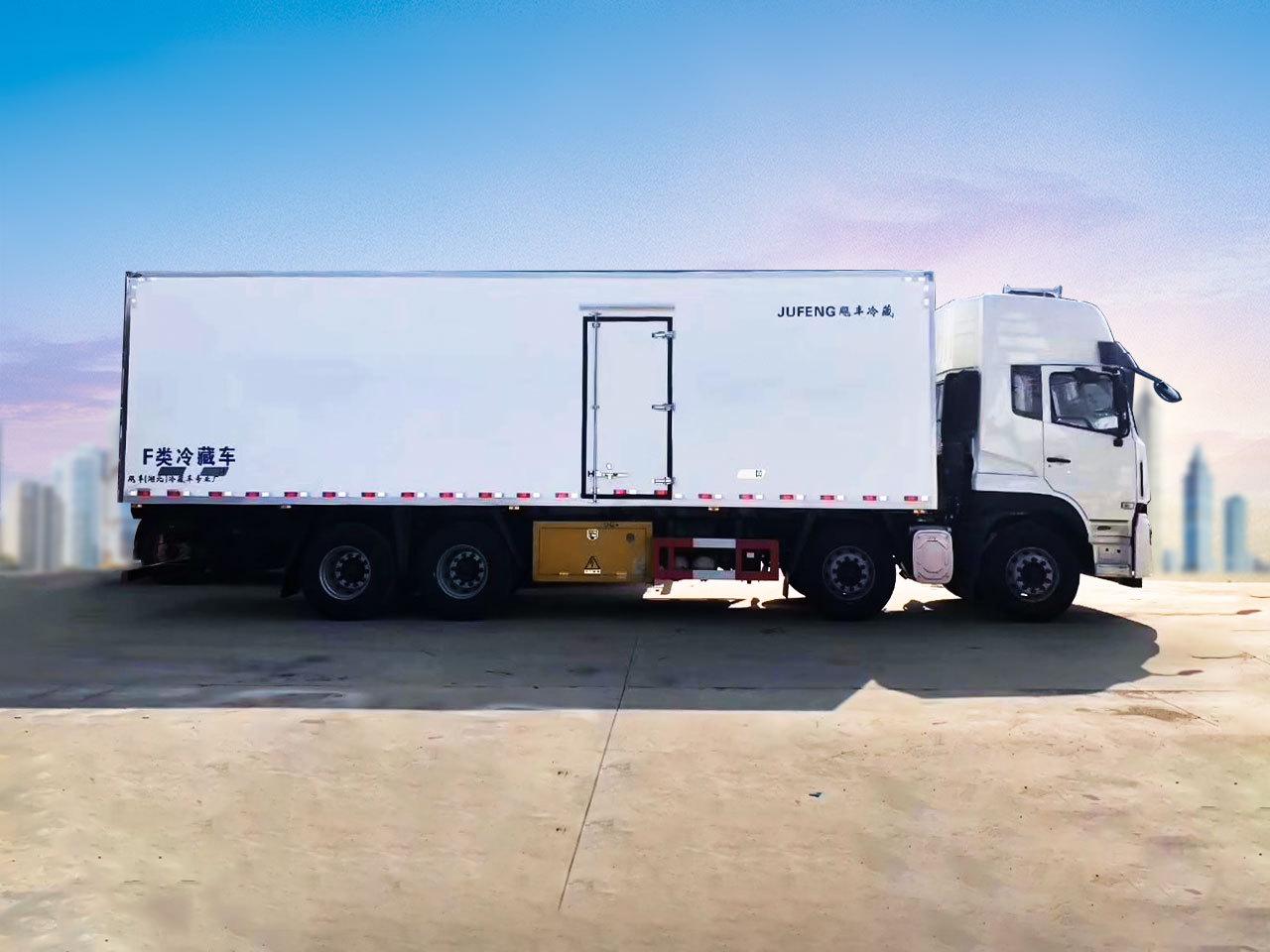 7米6冷藏车