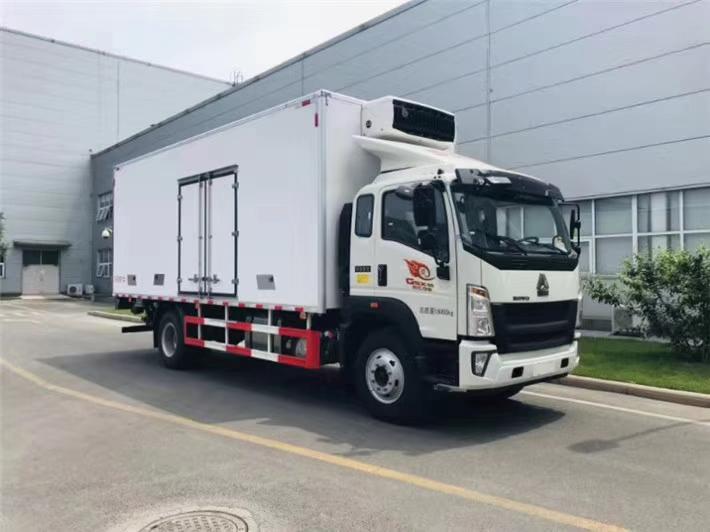 豪沃國六6.8米冷藏車圖片專汽詳情頁圖片
