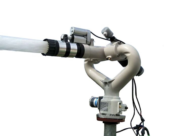 全自动智能高压洒水炮