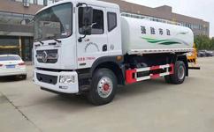 东风D9系列12-15吨洒水车配置参数价格
