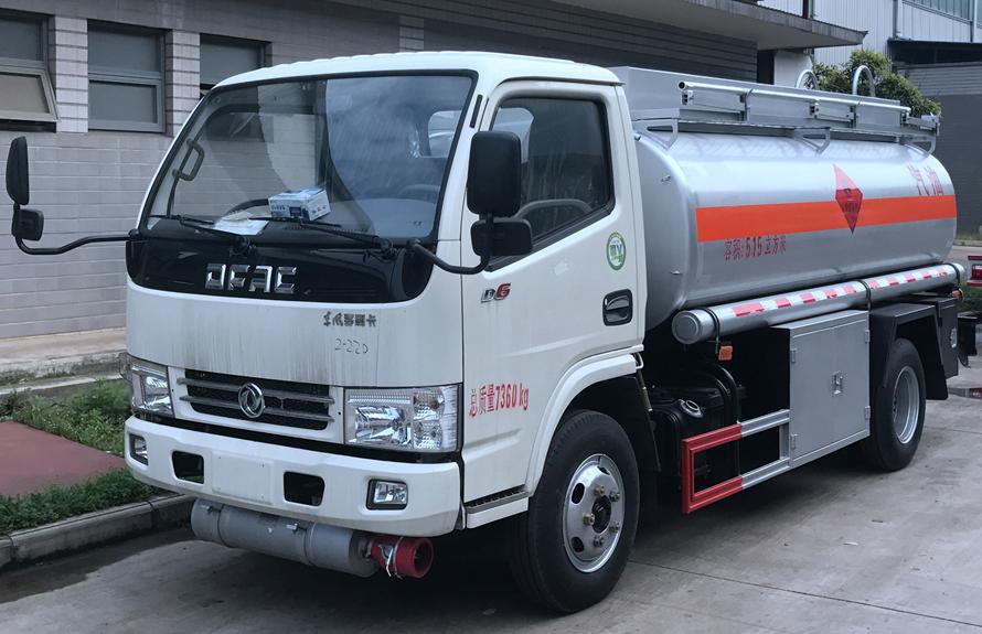 東風5噸小型加油車