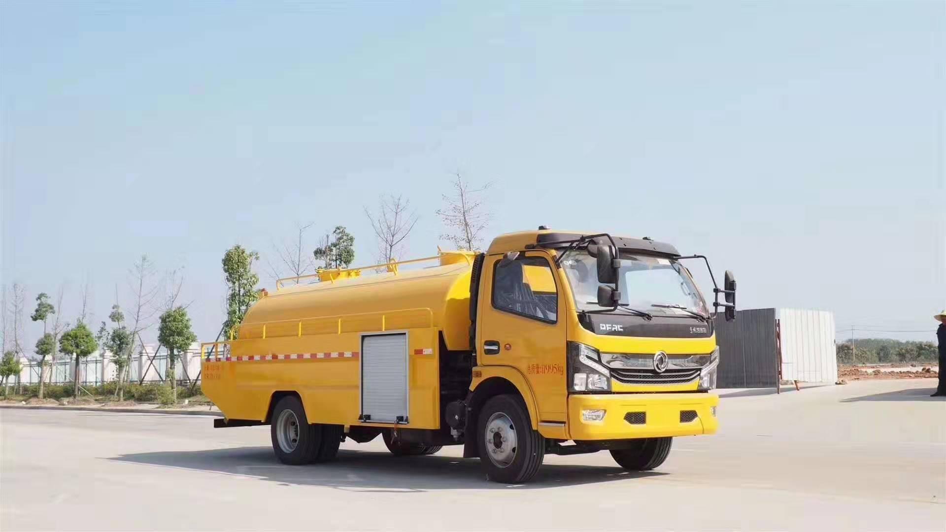 東風多利卡高壓清洗車 高壓清洗車廠價直銷  服務好 送貨上門圖片