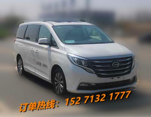 广汽传祺大气环境监测车