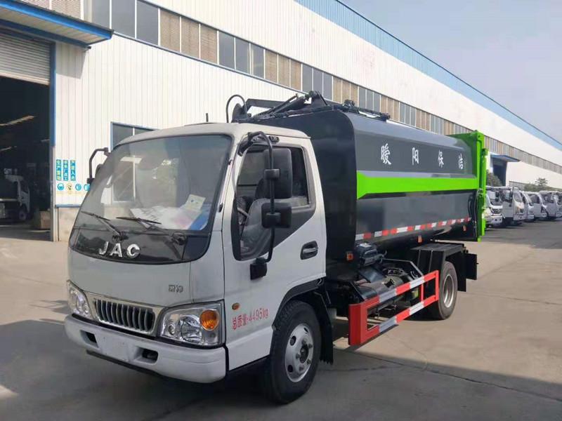 湖北程力專汽-壓縮垃圾車廠家直銷