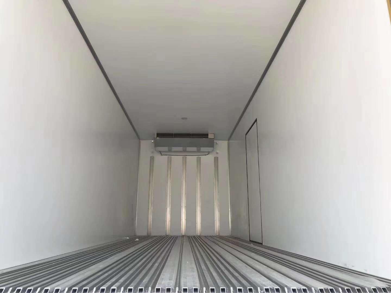 国六奥铃冷藏车