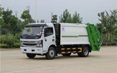 国六东风大多利卡垃圾车--定制款压缩垃圾车价格|报价-