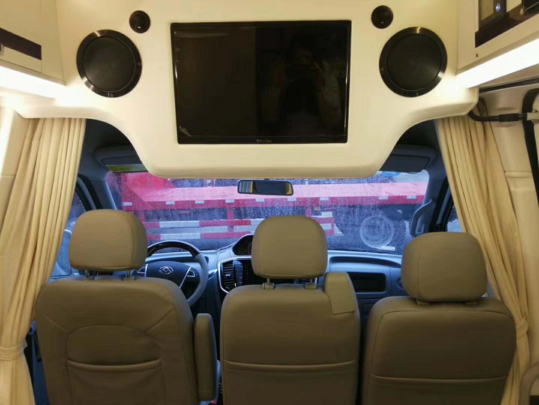 大通V80PLUS(國六)B型旅居車圖片專汽詳情頁圖片