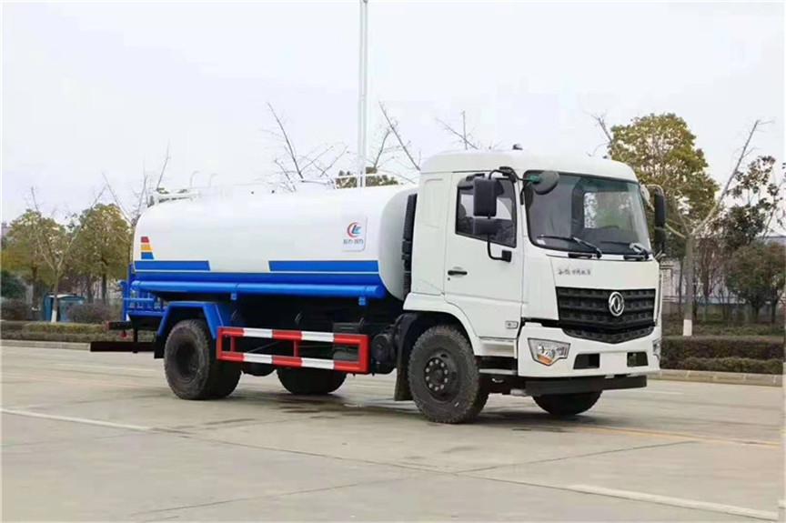 东风多利卡D3L洒水车15吨洒水车价格