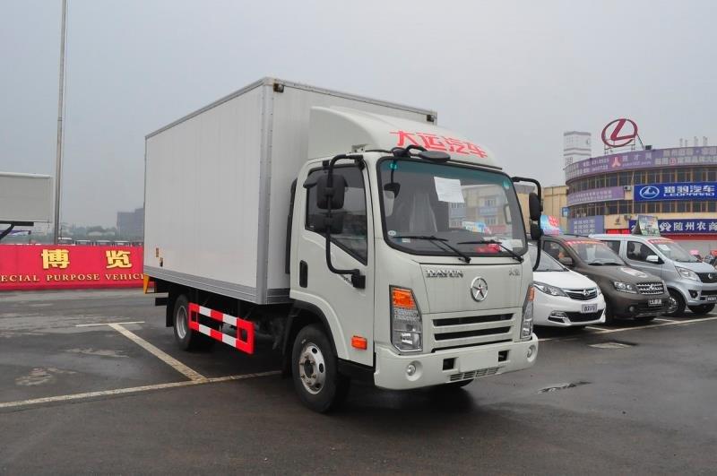 黑龙江医疗垃圾车 大庆市医院垃圾收集车 福田医用垃圾车(图5)