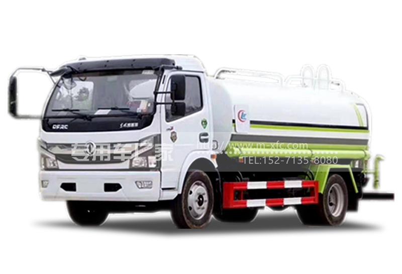 东风多利卡9吨洒水车【国六排放】图片