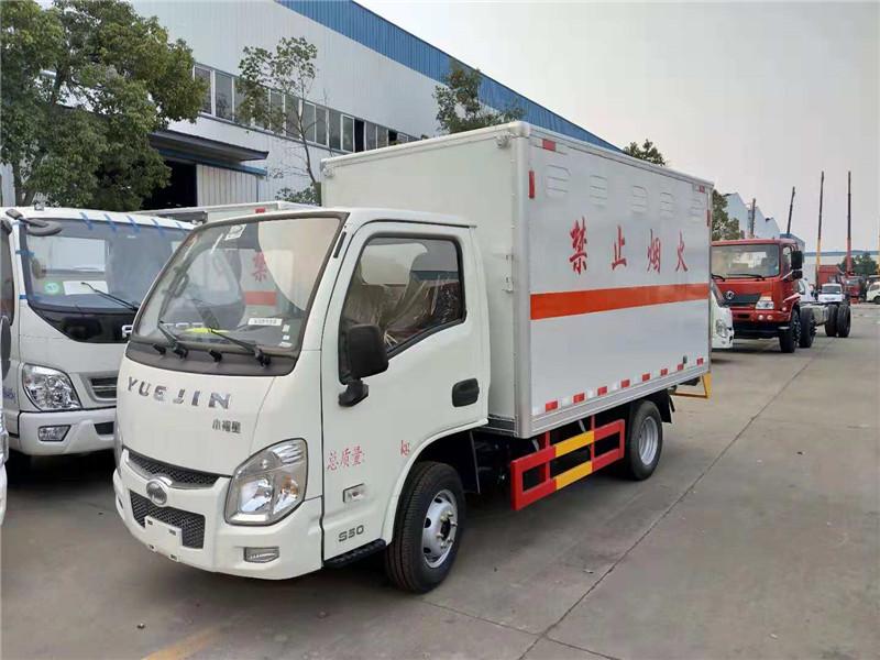 国六跃进小福星汽油3.3米易燃气体运输车在那里买?