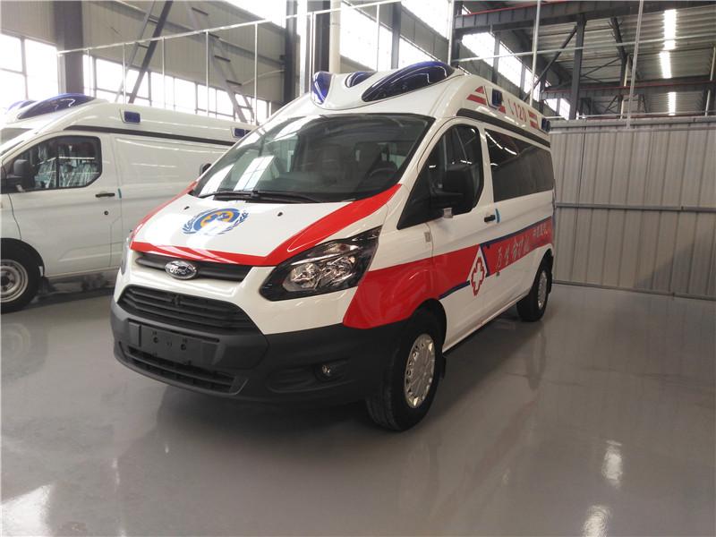 福特全顺V362救护车(国6)