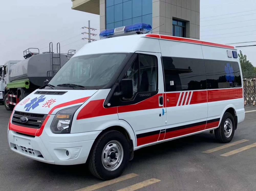 福特V348救护车(国6)
