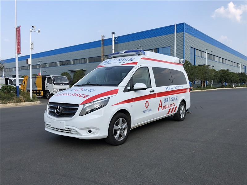 奔驰威霆救护车(国6)