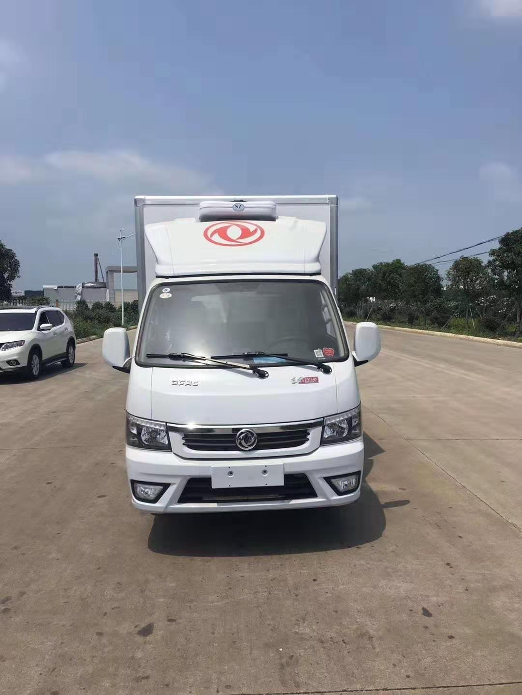 国六东风途逸医疗废物转运车图片
