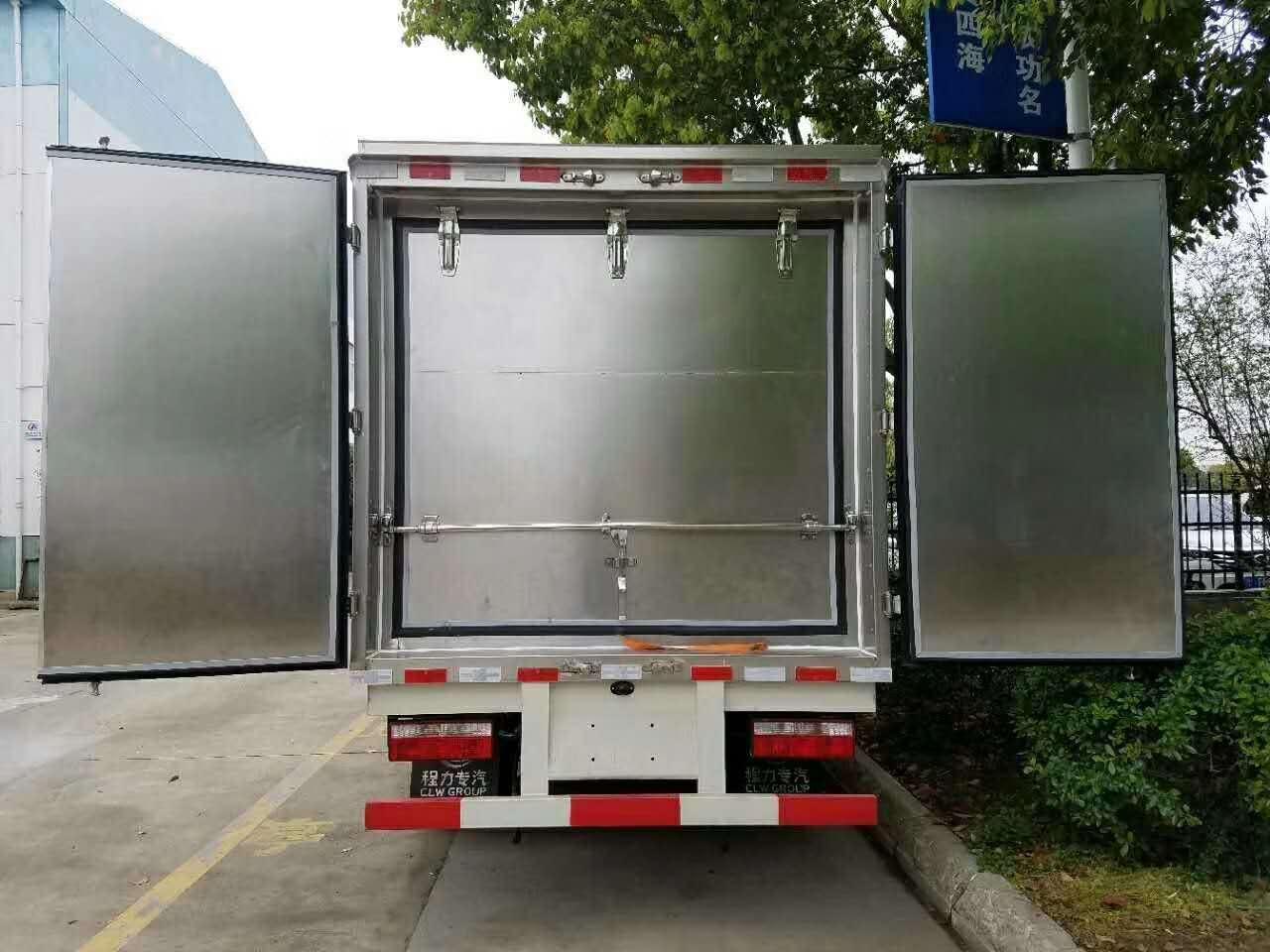 医疗废物转运车。图片
