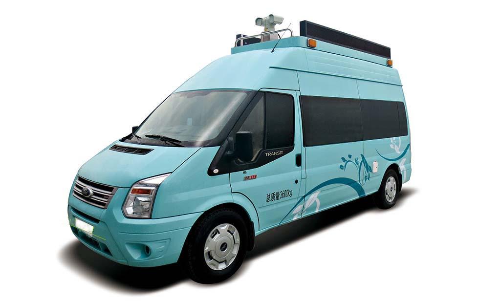 福特V348大气环境监测车