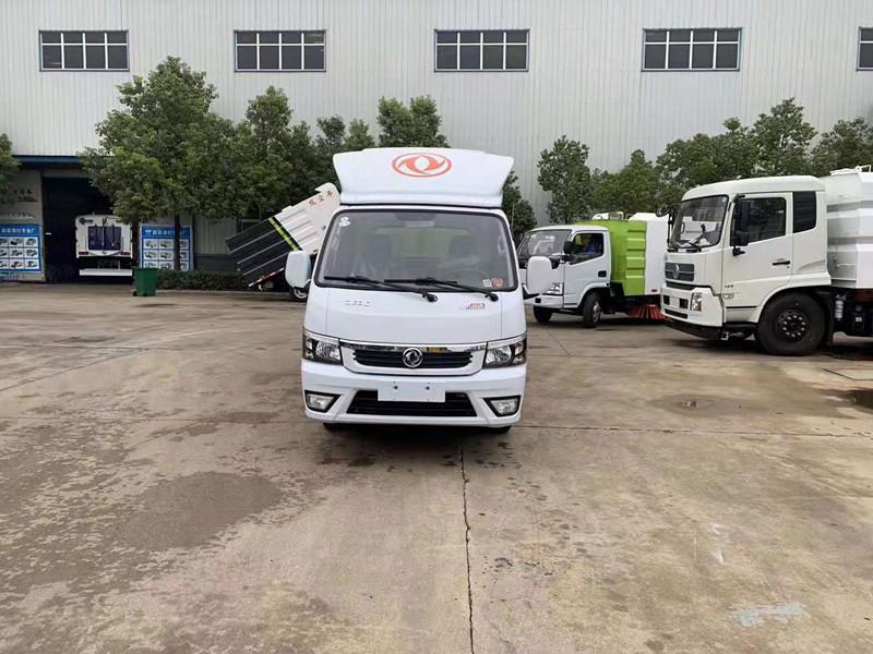 国六东风途逸扫路车图片