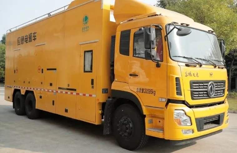 奥龙汽车全新升级30--600KW应急电源车,周厂长推荐!