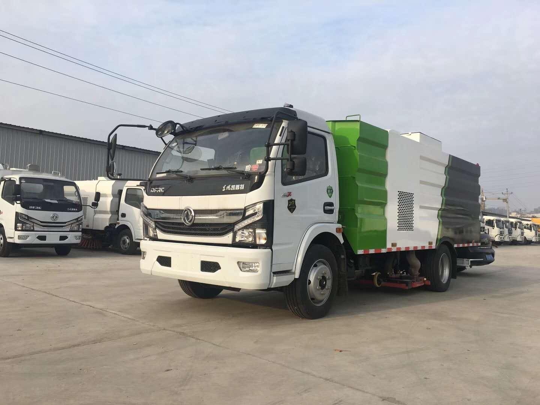 東風國六吸塵車,道路清掃車圖片