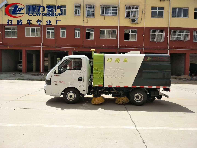 程力掃車直銷廠圖片