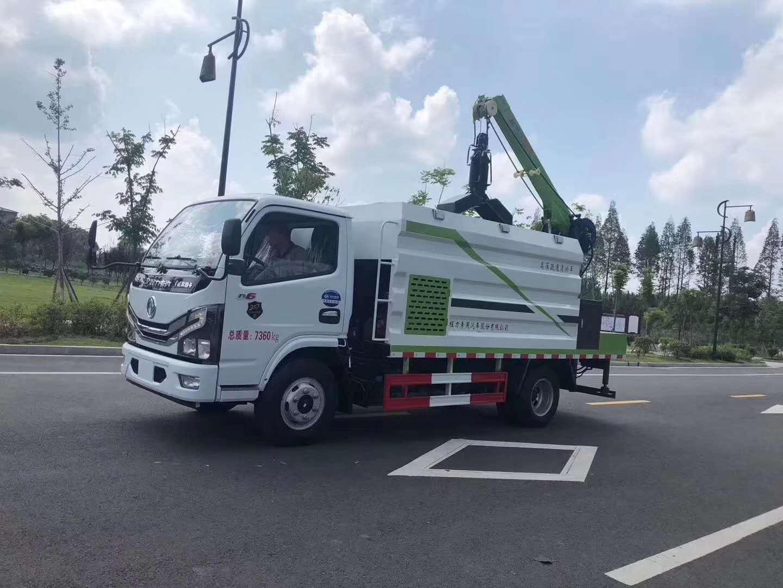 国六东风高压清洗清淤车