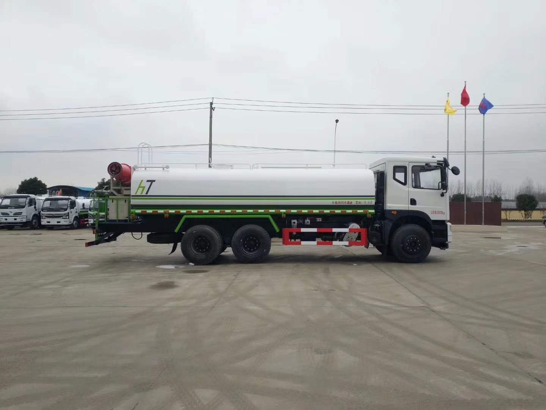东风牌20吨洒水车现车出售图片
