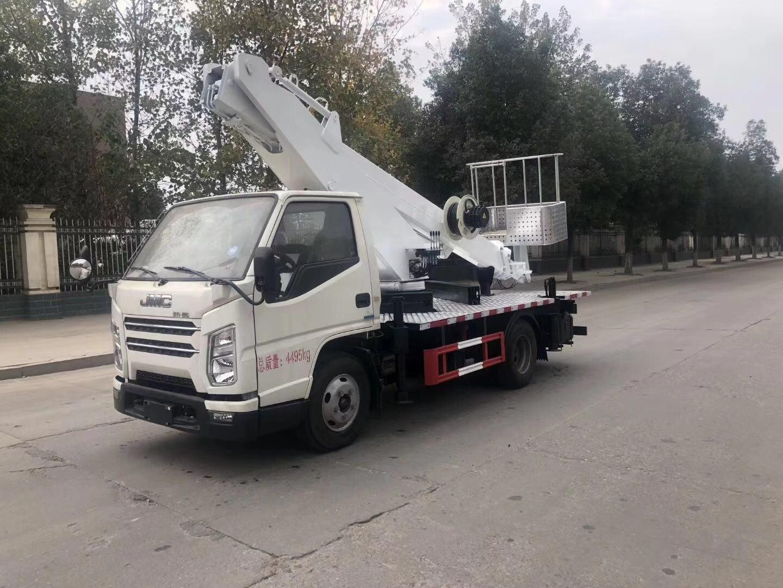 江铃蓝牌直臂17.5米高空作业车