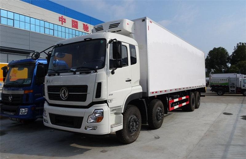 东风天龙冷藏车蔬菜保鲜运输车冷藏车配件