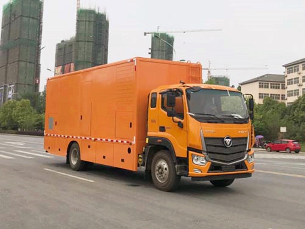 电源车 专用电源车转换器 应急电源车 航空电源车 冠力厂家生产