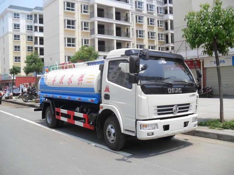 東風多利卡8噸灑水車什么價