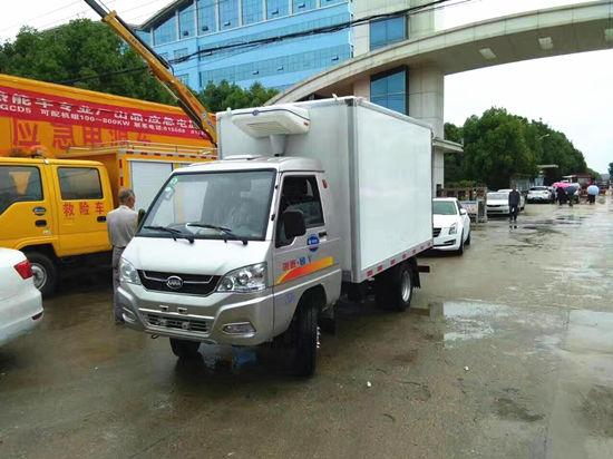 凯马小型冷藏车_国六