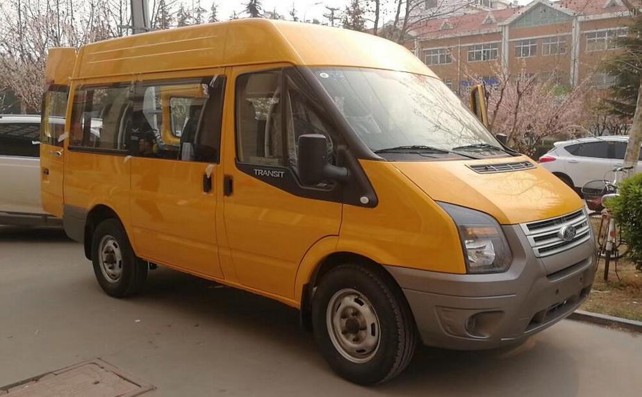 福特新世代V348氣防車(V)