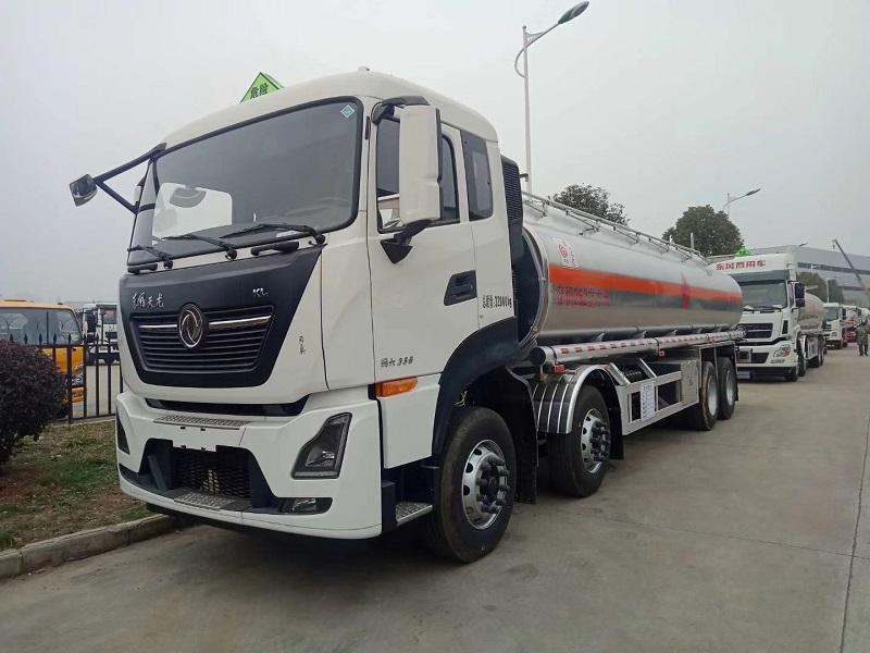 国六东风天龙价格国六20吨油罐车