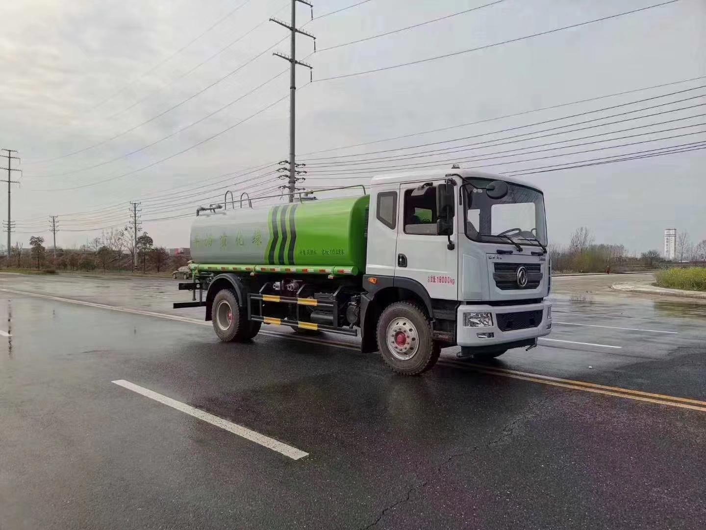 东风多利卡D9洒水车图片