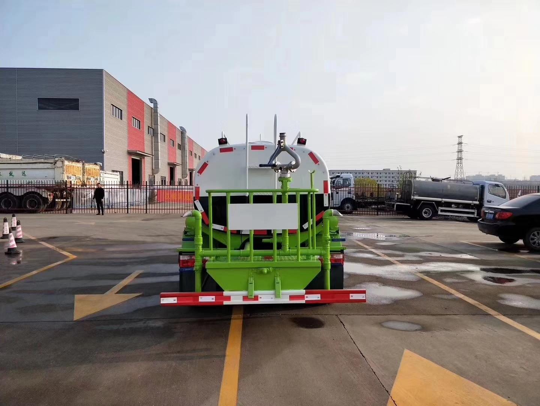 国六排放5方洒水车厂家图片