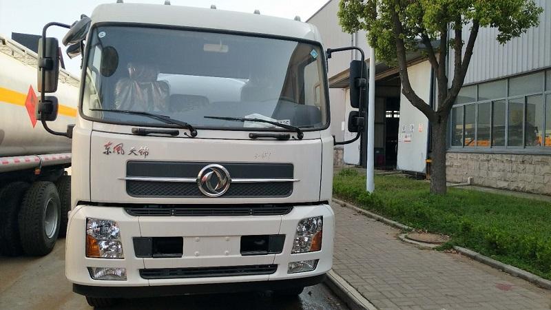 东风天锦12吨加油车,包上户可分期 视频