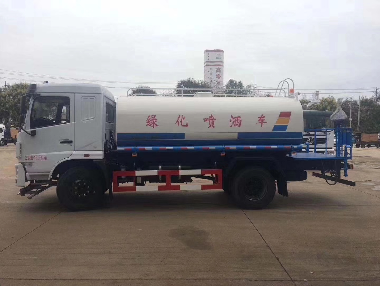 東風華神新款F5灑水車圖片