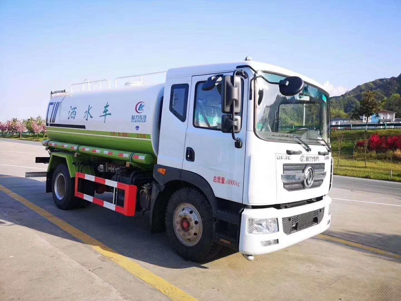 東風13立方綠化噴灑車圖片