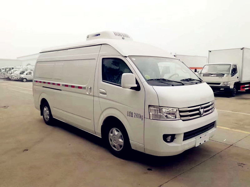 福田G9冷藏车(国六)