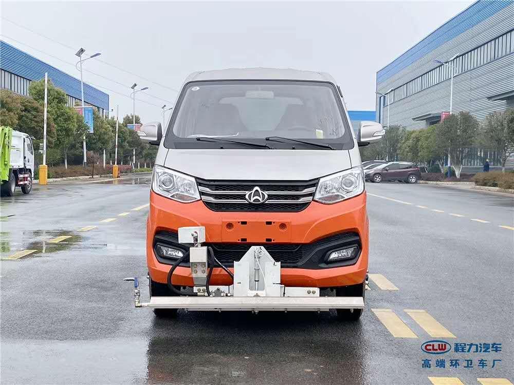 長安路面清洗車圖片