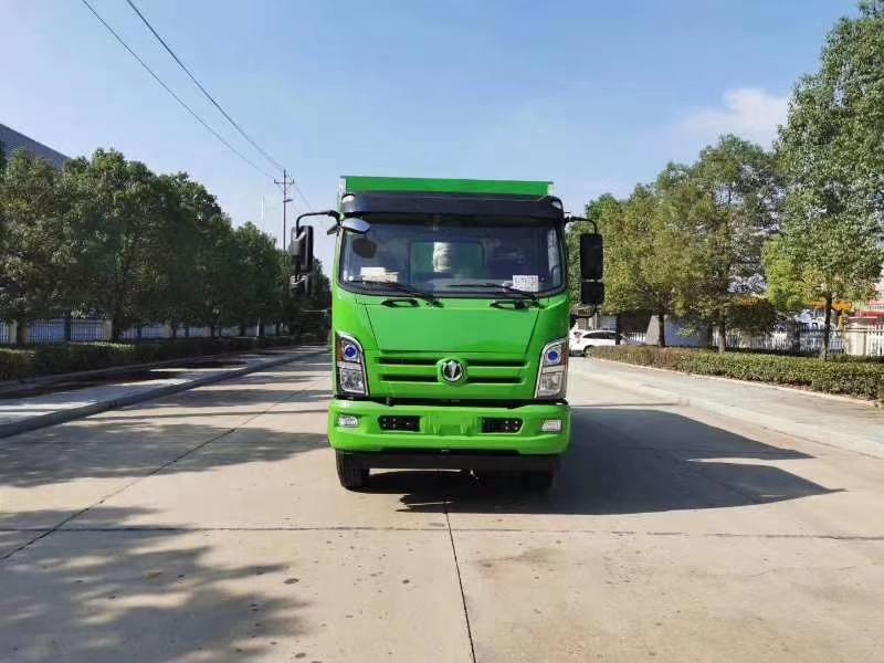 奥驰国六自卸式垃圾车图片