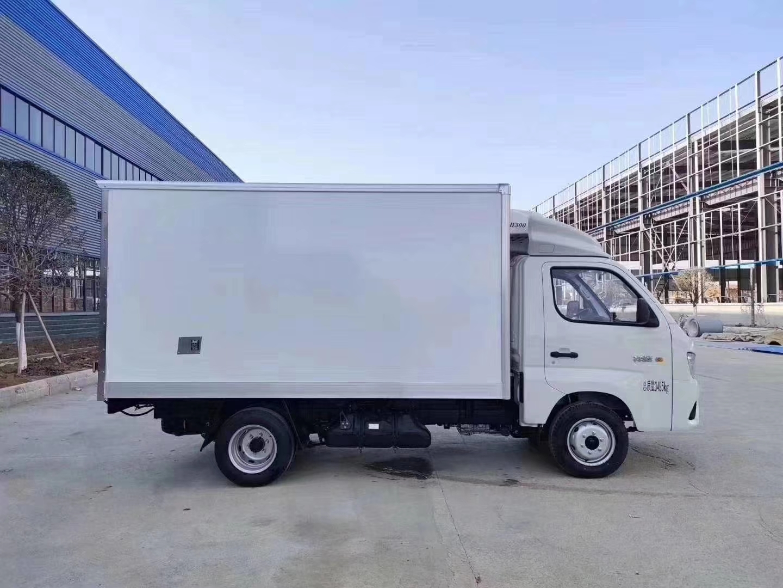 福田祥菱M国六冷藏车图片