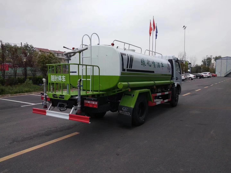 國六云內150馬力9.2方灑水車圖片