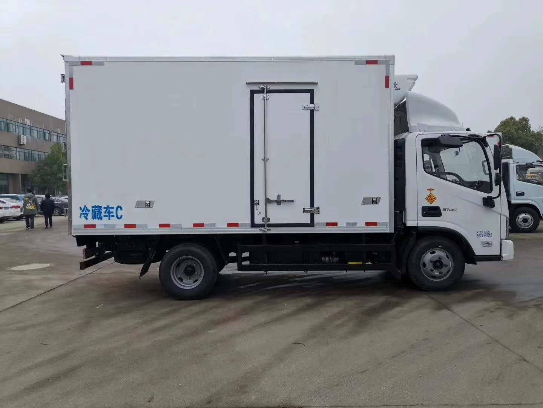 福田国六冷藏车