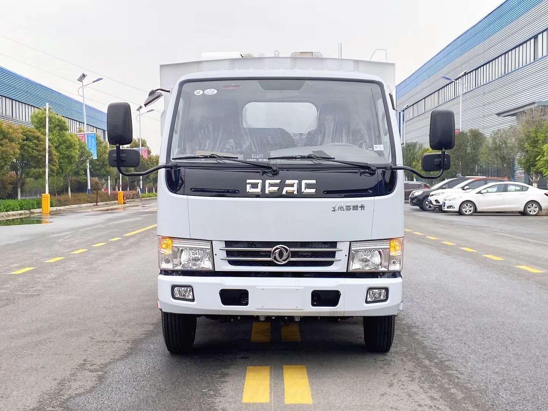 國五東風多利卡掃路車圖片