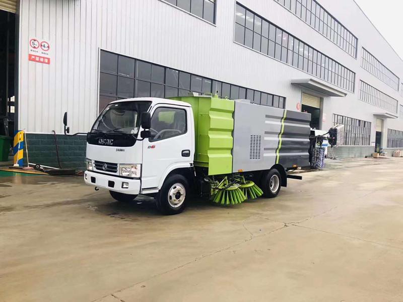 东风D6扫路车配置  厂家直销价格