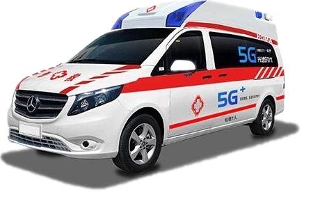奔驰威霆5G救护车