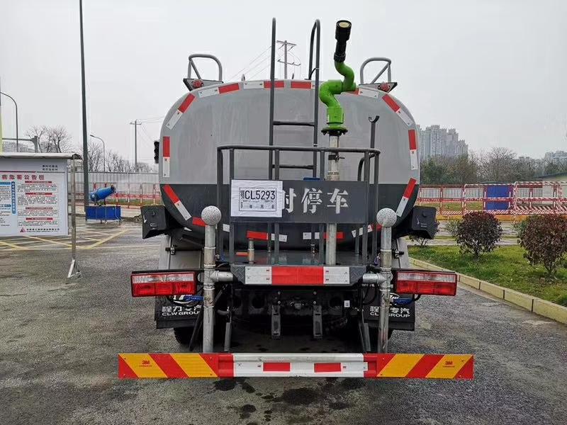 東風國六福瑞卡9噸灑水車圖片