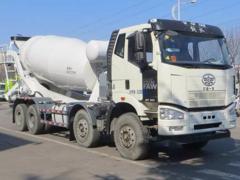 混凝土混凝土搅拌运输车工作流程是怎样的?